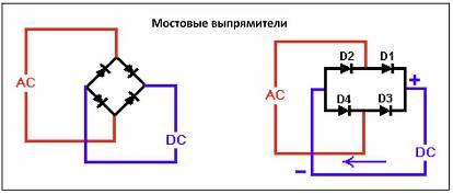 Как сделать 12 вольт переменного тока